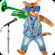 Singing Cat by NoJokeLab