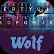 Wolf Cool Theme&Emoji Keyboard