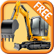 Construction Cars Free by YuMe Play