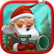 Superhero Santa Christmas Game by Internet Design Zone