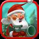 Superhero Santa Christmas Game by Touchzing Media