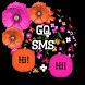 GO SMS THEME - SCS420