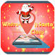 Christmas Scanner Santa Claus by happy santa claus cards