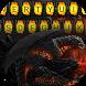 Dragon Fire Theme&Emoji Keyboard by Keyboard Fantasy