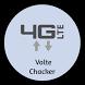 VoLTE checker by Sky Infotech