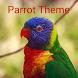Parrot Theme by DISRAPPTIVE