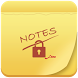 Notes Password by HungAnh