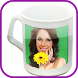 Hot Coffee Mug Photo Frame by Codex Apps Creators