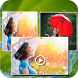 Rainy Photo Video Music Maker by MusicIndianApps