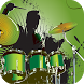 Drums Set With Drum Sticks by apps__2017