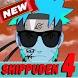 Guide Ultimate Ninja 4; NARUTO by best aplikasi
