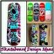 Skateboard Design Ideas by sarifhid