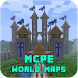 World Maps for Minecraft PE by Utility Crafting Dev