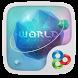World GO Launcher Theme by ZT.art