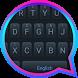 Mid Night Black Theme&Emoji Keyboard by Emoji GIF Maker Fans