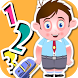 Learning TOM : Count 123 by saFUN entertainment