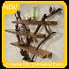 Creative DIY Driftwood Decoration Ideas by Amazing Ideas