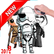 How to Draw shibi Star Wars by Boite drawing