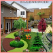 Minimalist Front Yard Design Idea by elgendroid