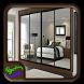 Sliding Door Wardrobe Mirror by Syclonapps