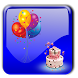 Birthday Photo Stickers by Fashion Photo Montage