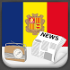 Andorra Radio News by Greatest Andro Apps