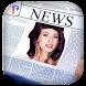 Newspaper Photo Frames by PicFrames