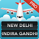 FLIGHTS New Delhi Airport Pro by FlightInfoApps.com