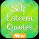 Self Esteem Quotes by KhoniaDev