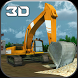 Heavy Excavator Simulator Sand by Rogue Gamez