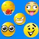 Smiley & Emoji's Stickers by Soft Artificer