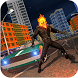 Grand Monster Ghost Skull Fire superhero Attack by Super Heroes Game Studios