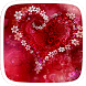 Red rose heart theme by Heartful Theme