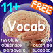 11+ English Vocabulary FREE