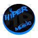 Rádio Hiper Music by HospedandoSites