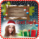 Christmas photo frames by mapleland
