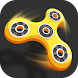 Color Fidget Spinner by gameone