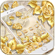 Golden Rose Theme Gold Roses by Leotheme MT Studio