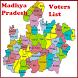 Madhya Pradesh Voters List by SS App Bank