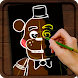 How to Draw FNaF Characters