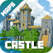Best Castle Maps for MCPE by BigStone Apps