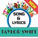 All Songs Taylor Swift Lyrics by HalilintarStudio