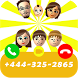 Fake Call From FGTeev - The Family Gaming Team by Callvio Studio