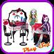 Cute Monster Play Set by Fon MP JJ