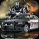 Police Robot Car Transformer by Legend 3D Games