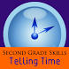 Telling Time 2nd Grade Skills by Optiqal