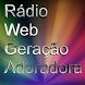 Rádio Web Geração Adoradora by redConan Services