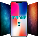 Wallpapers for iphone X : Lock Screen by khalid-dev
