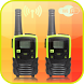 Walkie Talkie - Wifi talking by PewApps inc.