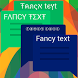 Fancy text for whatsapp by Apps for Messenger